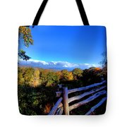 Early Morning Light Tote Bag
