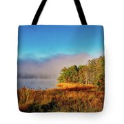 Early Morning On The Bay Tote Bag
