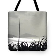 Early Morning Over Sugar Beach Tote Bag