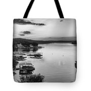 Early Morning Ozarks Tote Bag