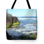 Early Morning Pacific Tote Bag