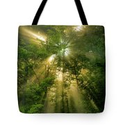Early Morning Peace Tote Bag