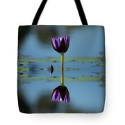 Early Morning Reflection Tote Bag
