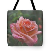 Early Morning Tear Tote Bag