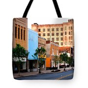Early Rise Tote Bag