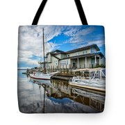 Early Sailing - Color Tote Bag