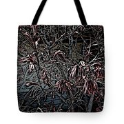 Early Spring Abstract Tote Bag