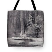 Early Spring Backwoods 1884 Alexey Kondratievich Savrasov Tote Bag