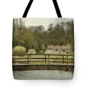 Early Spring In The Counties Tote Bag