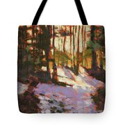 Early Spring Near Hyak Tote Bag