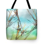 Early Spring Twigs Tote Bag