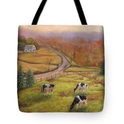Early Spring Vermont Tote Bag