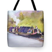 ' Early Start' Tote Bag