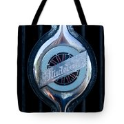 Early Studebaker Grill Emblem Tote Bag