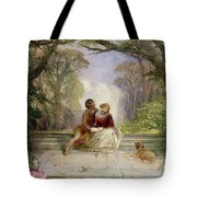 Early Summer Tote Bag by Alfred Woolmer