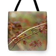 Early Summer Hummer Tote Bag