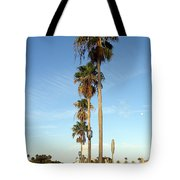 Early Sunday Morning In Daytona Beach  Tote Bag