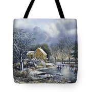 Early Winter, 1869 Tote Bag