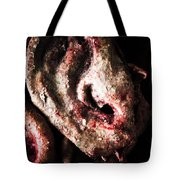 Ears And Meat Hooks  Tote Bag