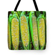 Ears Of Corn Tote Bag