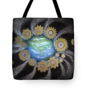 Earth #1 - You Are Here Tote Bag