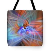 Earth And Sky Tote Bag by Marla Craven