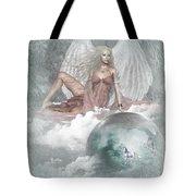Earth Angel 2 Tote Bag