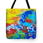 Earth, As Is 2 Tote Bag