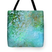 Earth Bubble Tote Bag