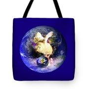 Earth Chick Tote Bag