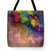 Earth Emerging Tote Bag