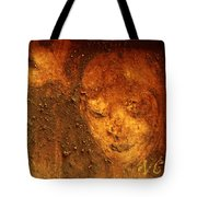 Earth Face Tote Bag