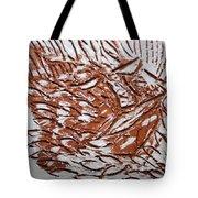 Earth Father - Tile Tote Bag