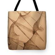 Earth Quake Tote Bag