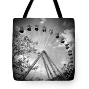 Earth Speed Tote Bag