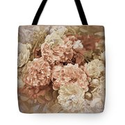 Earth Toned Roses Tote Bag