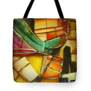 Earth Tones 1 Tote Bag