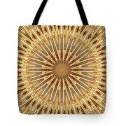 Earth Tones - Mandala Tote Bag