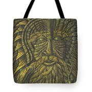 Earth Warrior Tote Bag