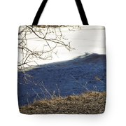 Earth Water And Ice Tote Bag