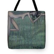 Earth Woman Tote Bag