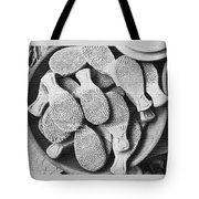 Earthenware Patterns Tote Bag