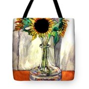 Earthly Limitations Tote Bag