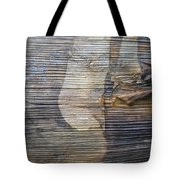 Earthquake Distortion   Tote Bag
