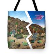 Earthquake Tote Bag