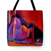 Earthquakes In Divers Places Tote Bag