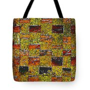 Earths Tapestry Tote Bag