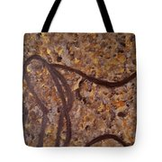 Earthy Silhouette Tote Bag