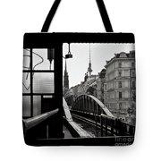 East Berlin Sound  Tote Bag by Silva Wischeropp