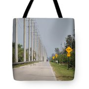 East Bound And Down Tote Bag